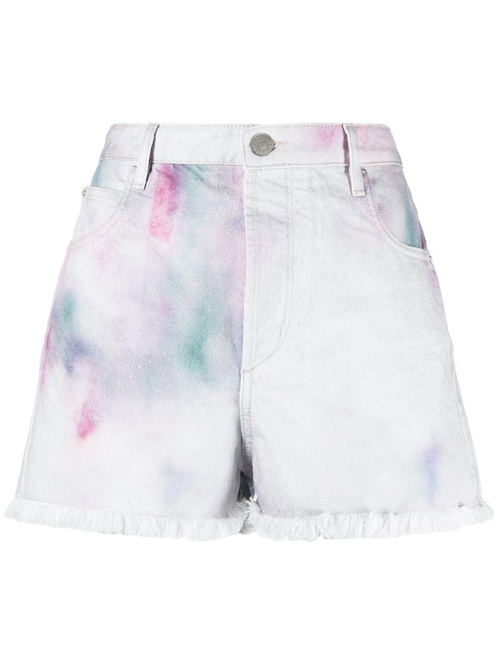 Lesiabb Denim Shorts Item # 21PSH0373-21P022E