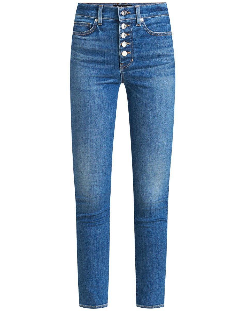 Debbie High Rise Skinny Jean