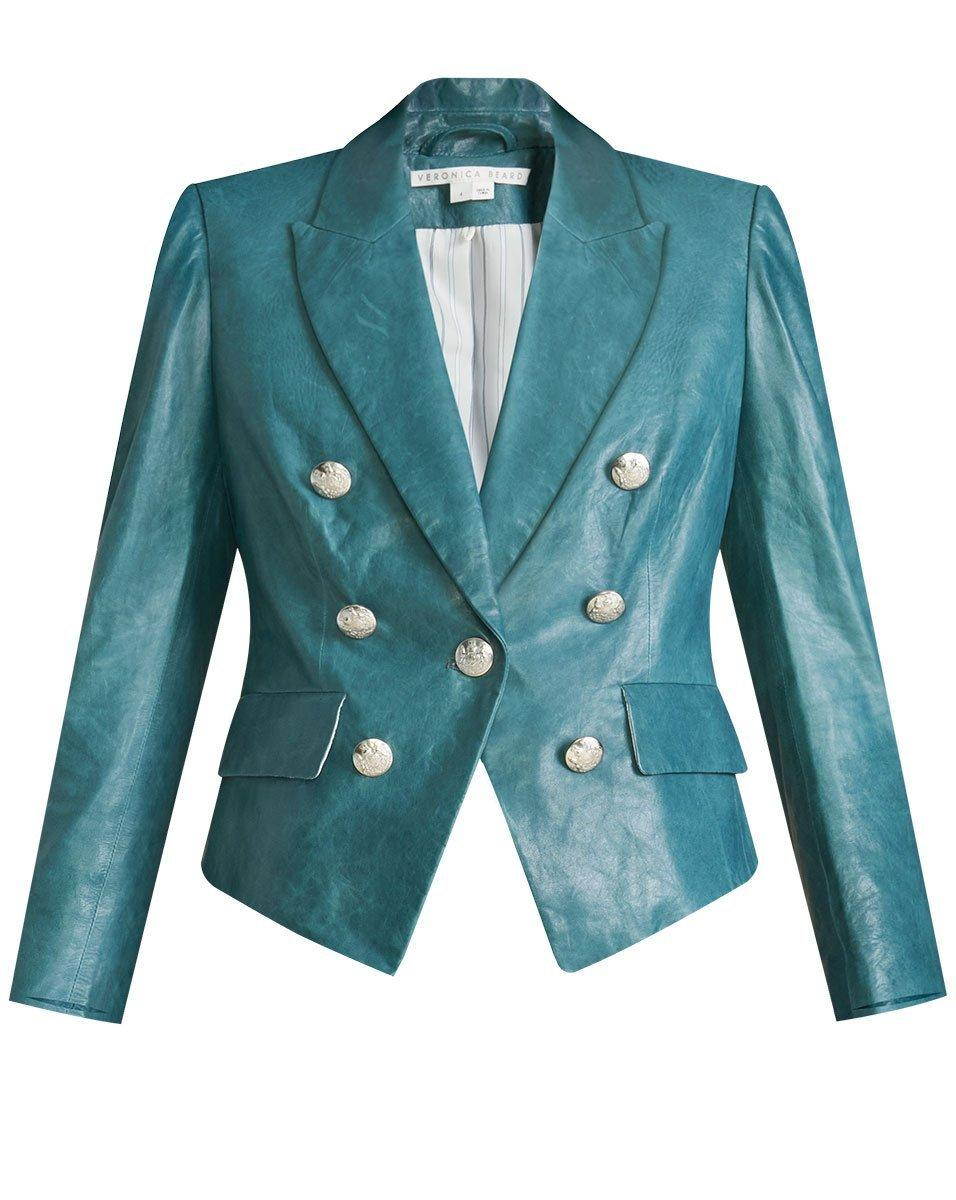 Cooke Leather Dickey Jacket Item # 2102LT0191482