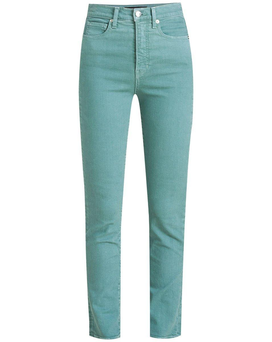 Ryleigh High Rise Straight Leg Jeans Item # J21024460642TE
