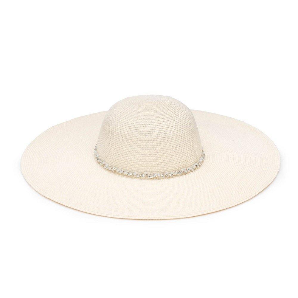 Bunny Wide Brim Floppy Hat