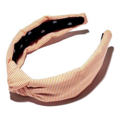Seersucker Knotted Headband