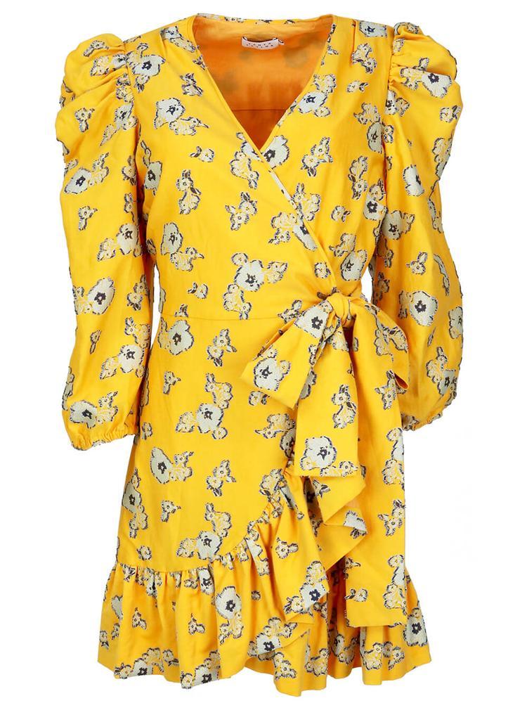 Sasha Wrap Dress