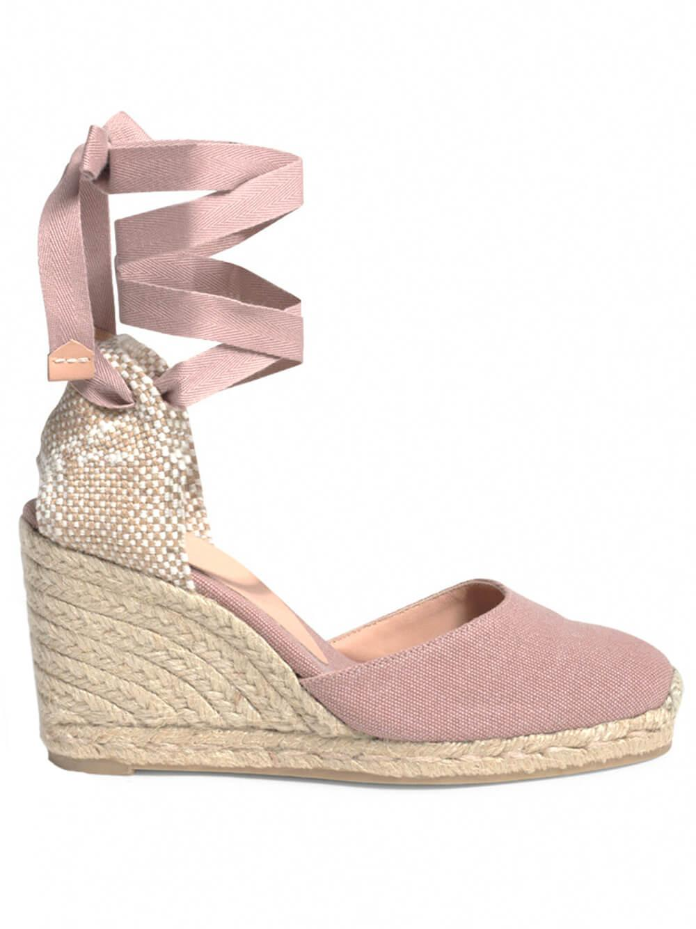 Carina Canvas Wedge
