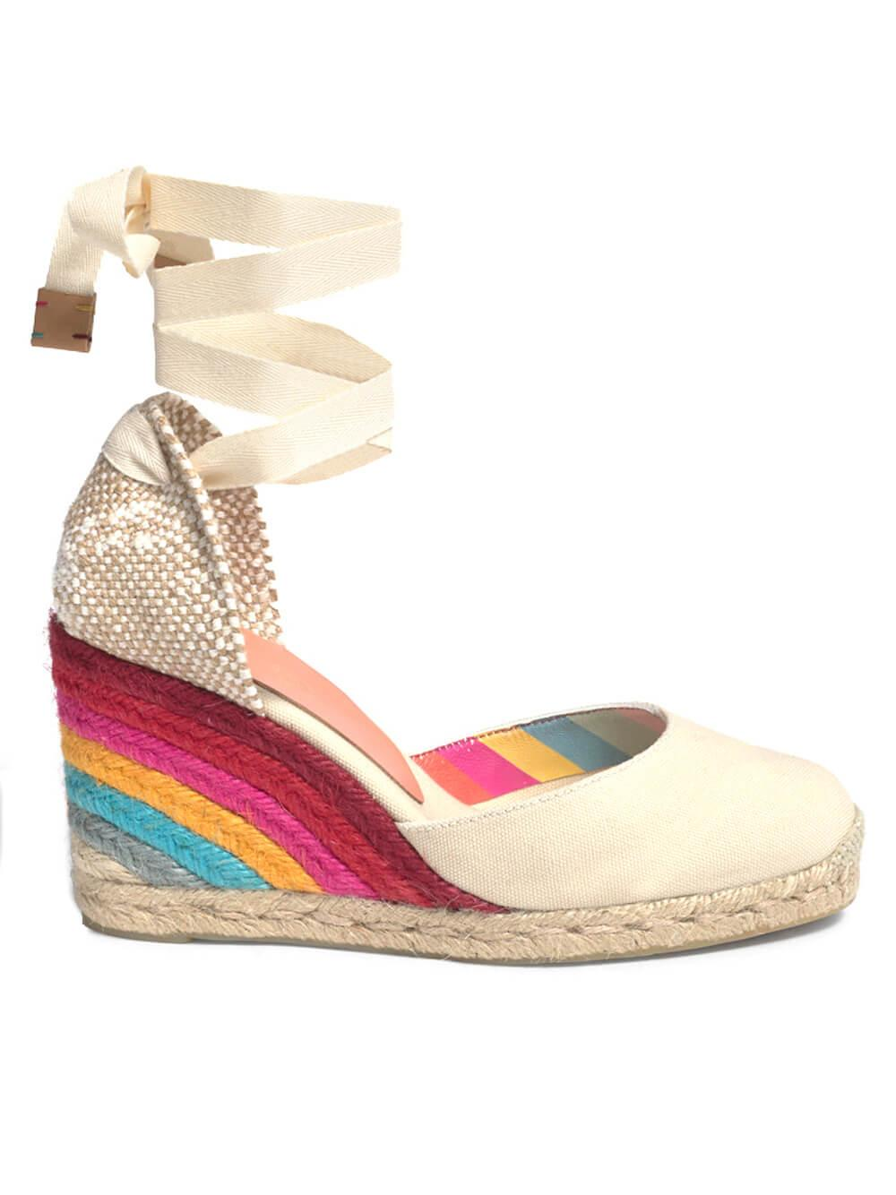 Carina Canvas Wedge Item # CARINA-PS/8/001