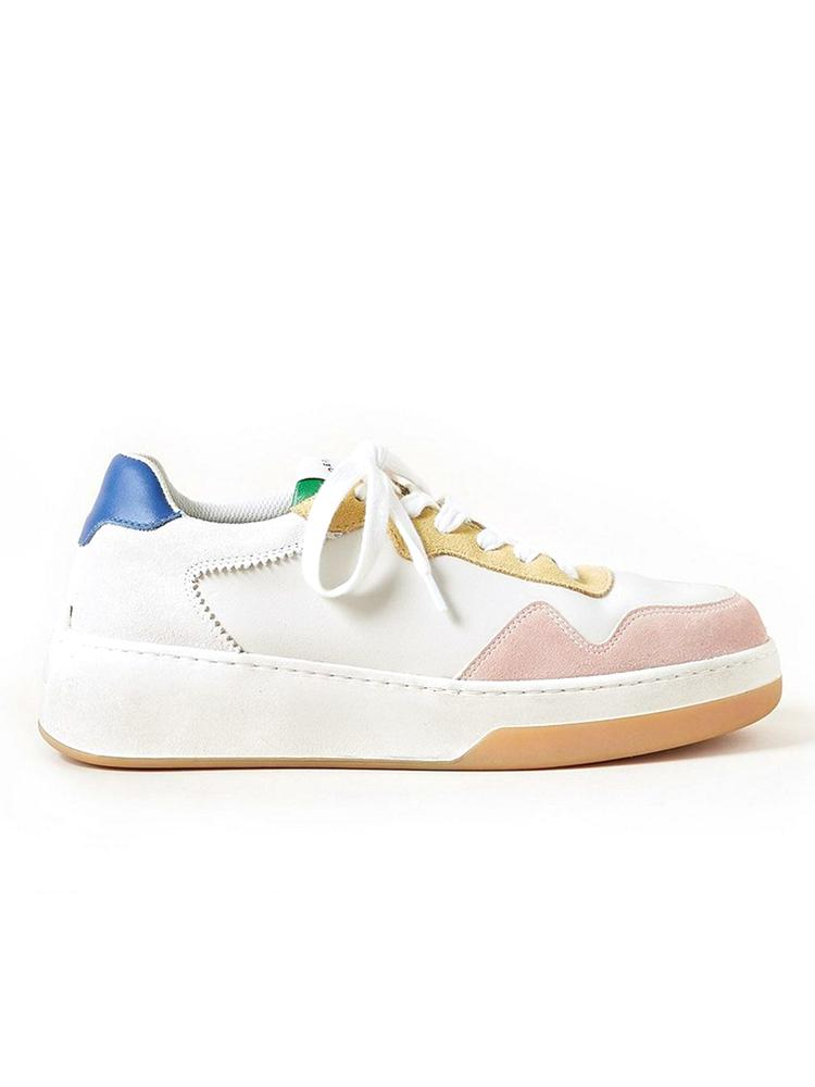 Keira Rainbow Sneaker Item # KEIRA-NSS
