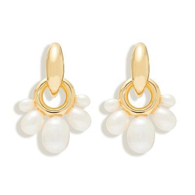 Margot Pearl Drop Earrings