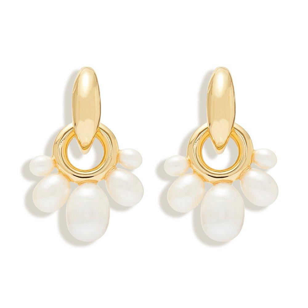 Margot Pearl Drop Earrings
