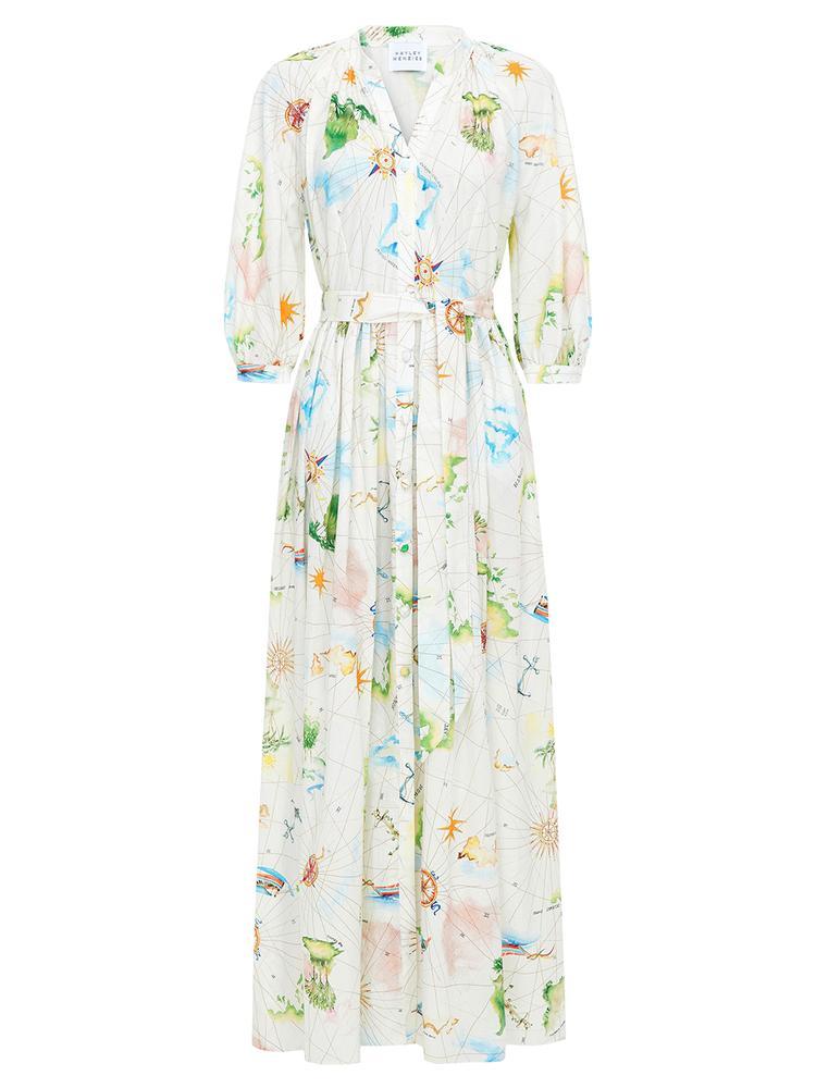 Midnight Safari Maxi Dress
