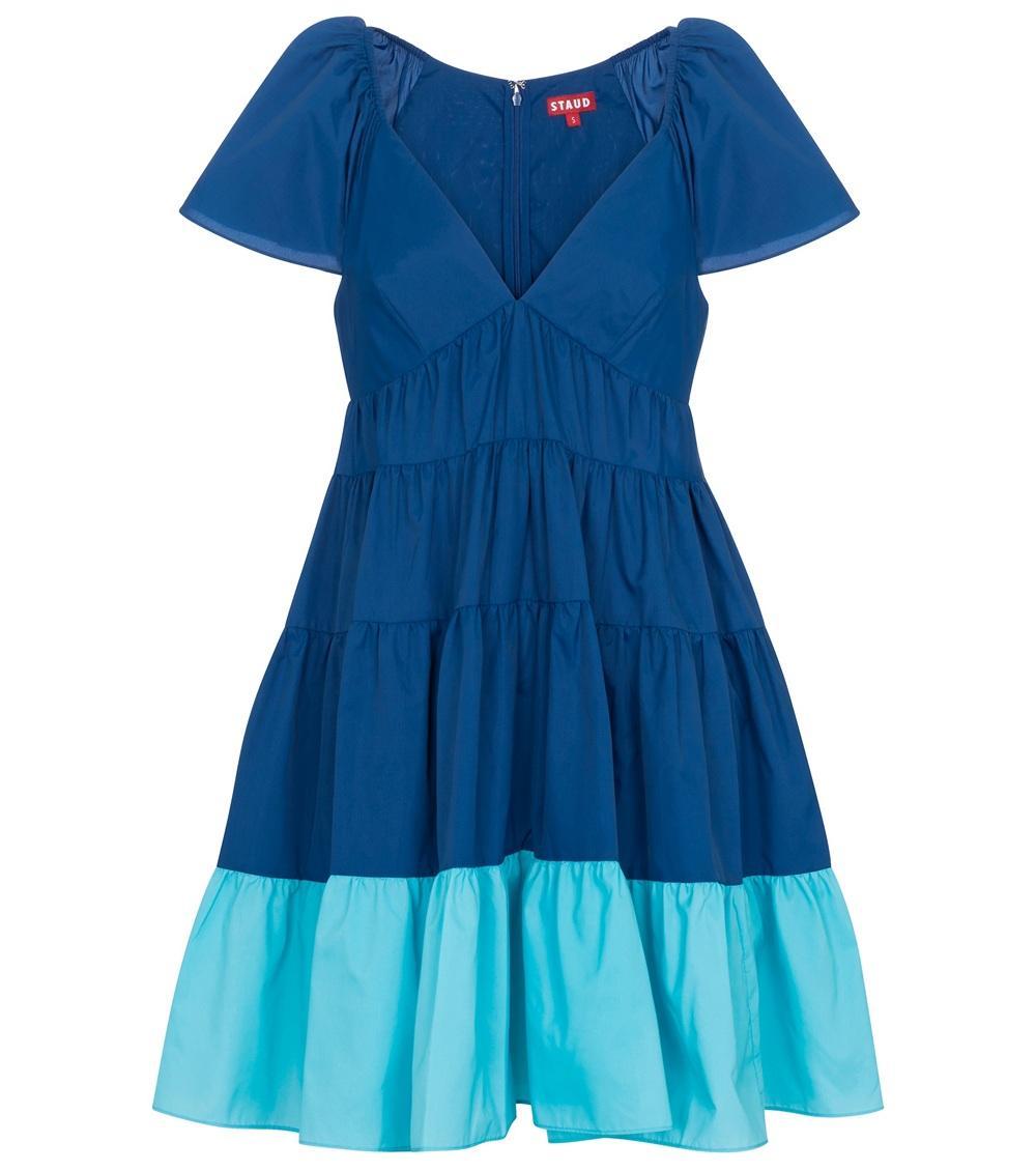 Corsica Mini Tiered Dress Item # 214-7487