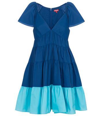 Corsica Mini Tiered Dress