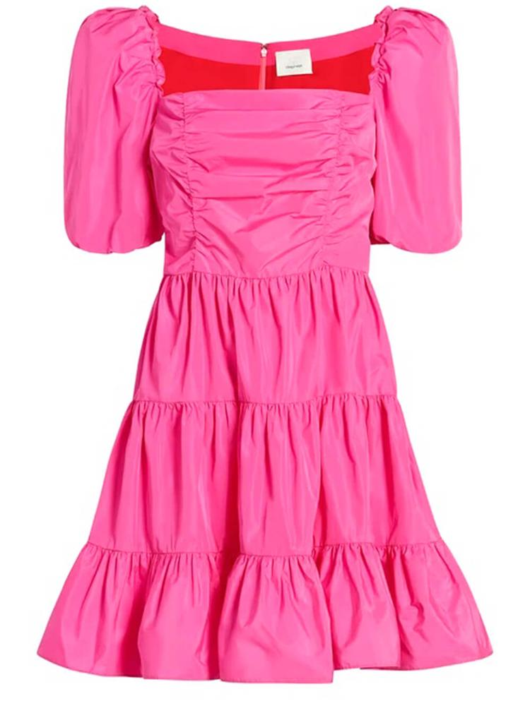 Radley Puff Sleeve Dress