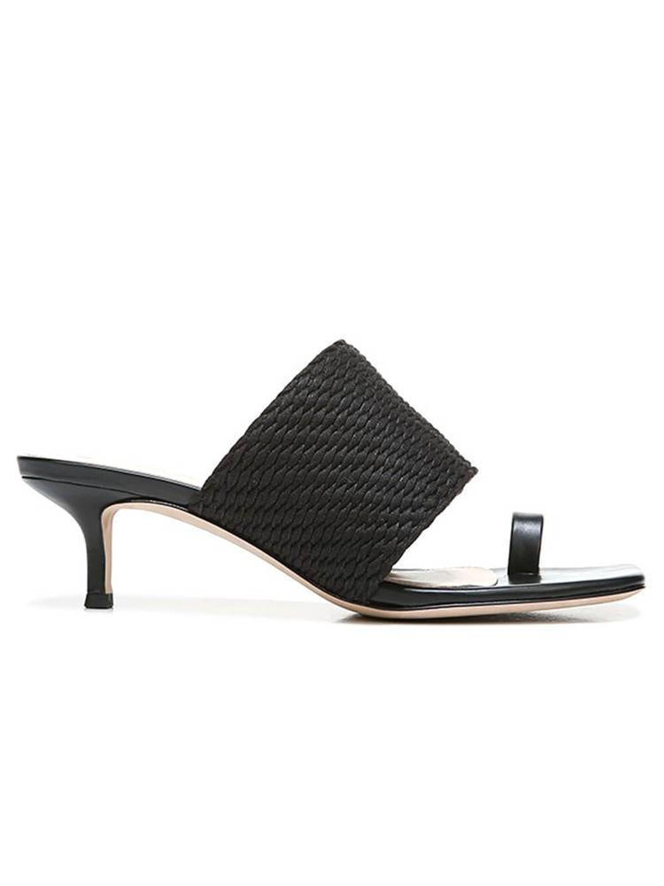 Crenn Kitten Heel Sandal