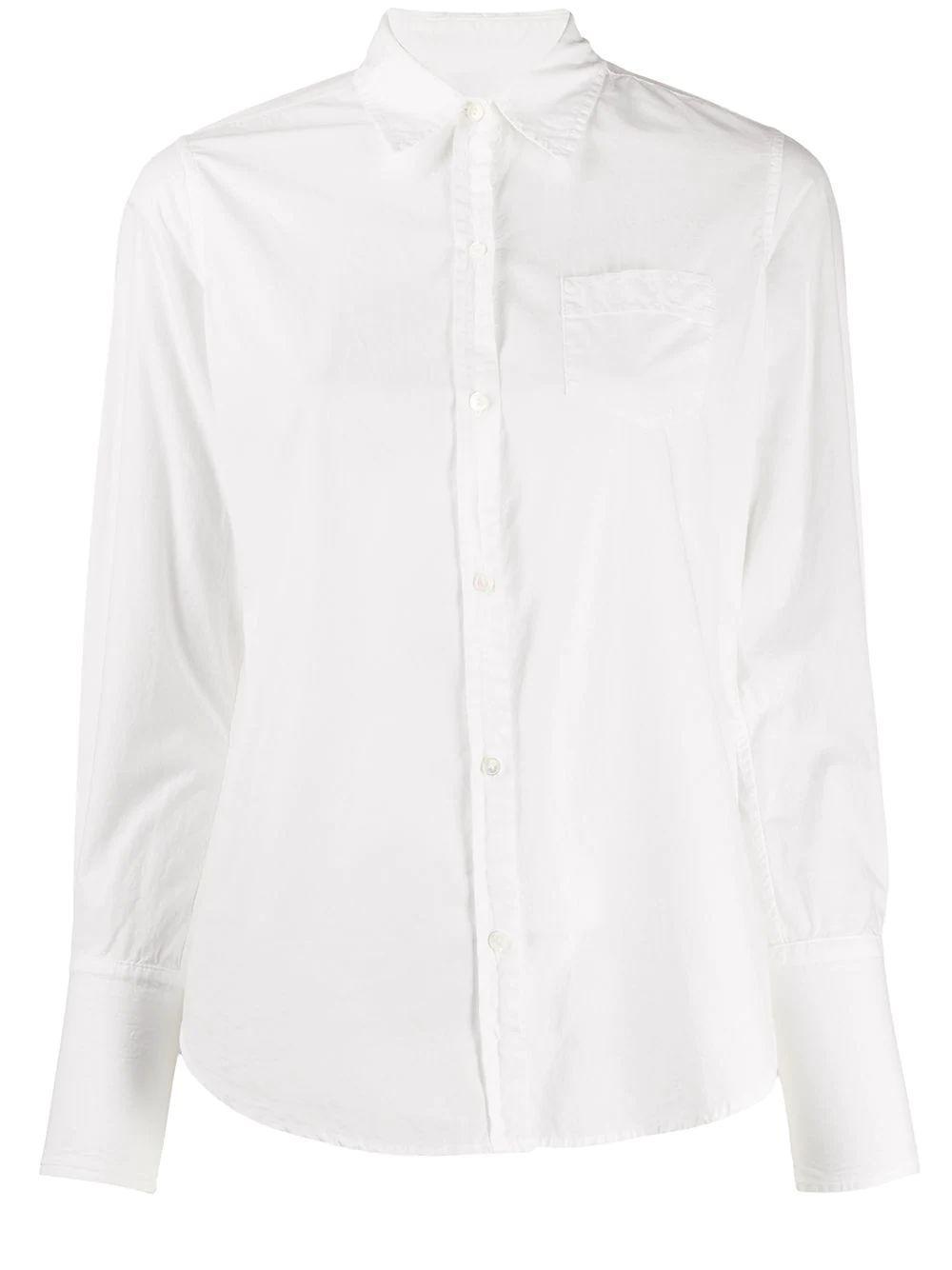Button Down Poplin Shirt