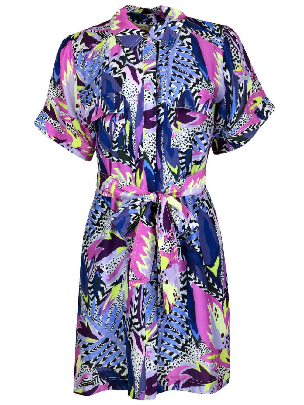 Kali Shirt Dress Item # 2Y5-107-204