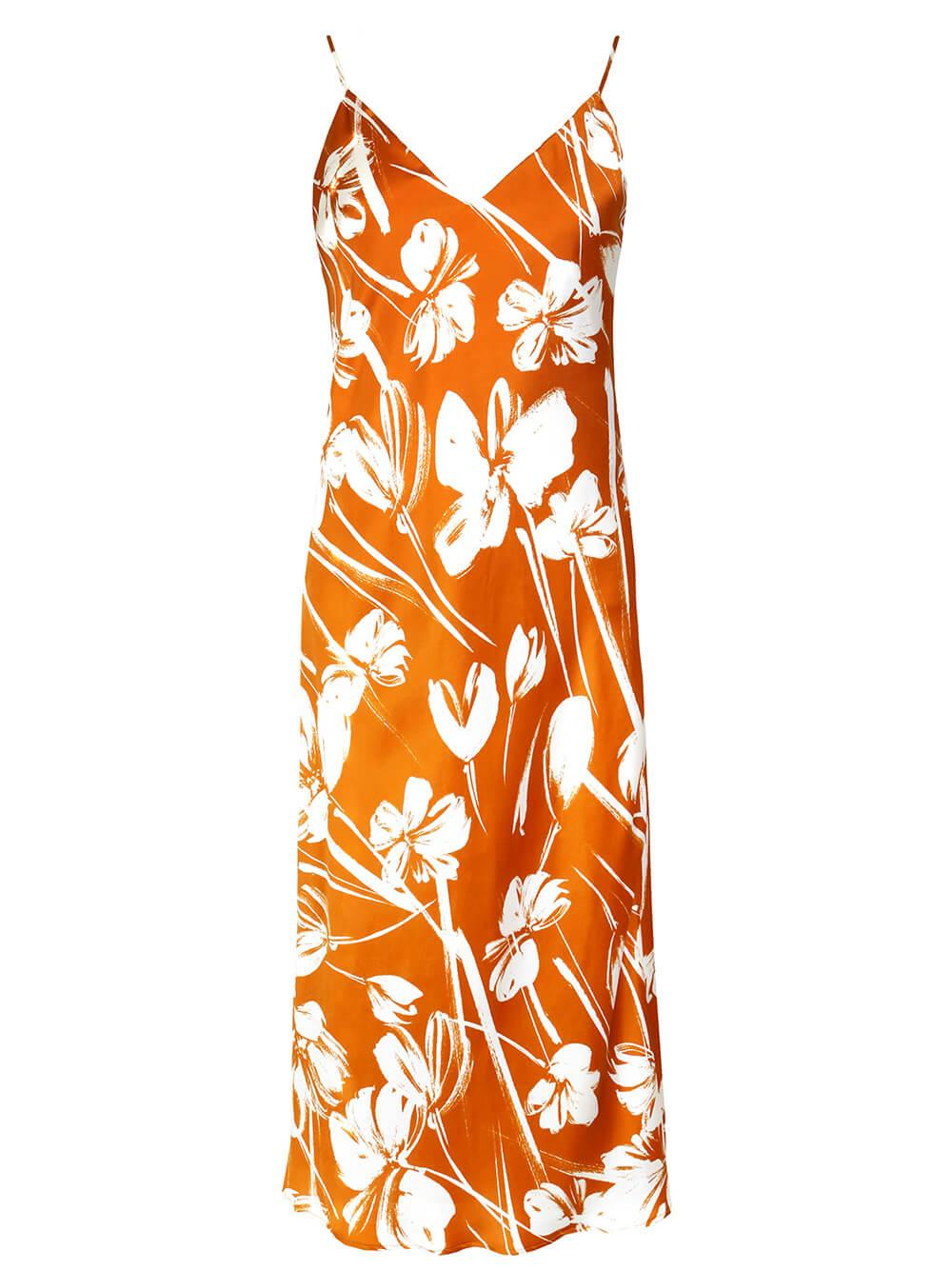 Esme Floral Print Dress Item # CLD32-S21
