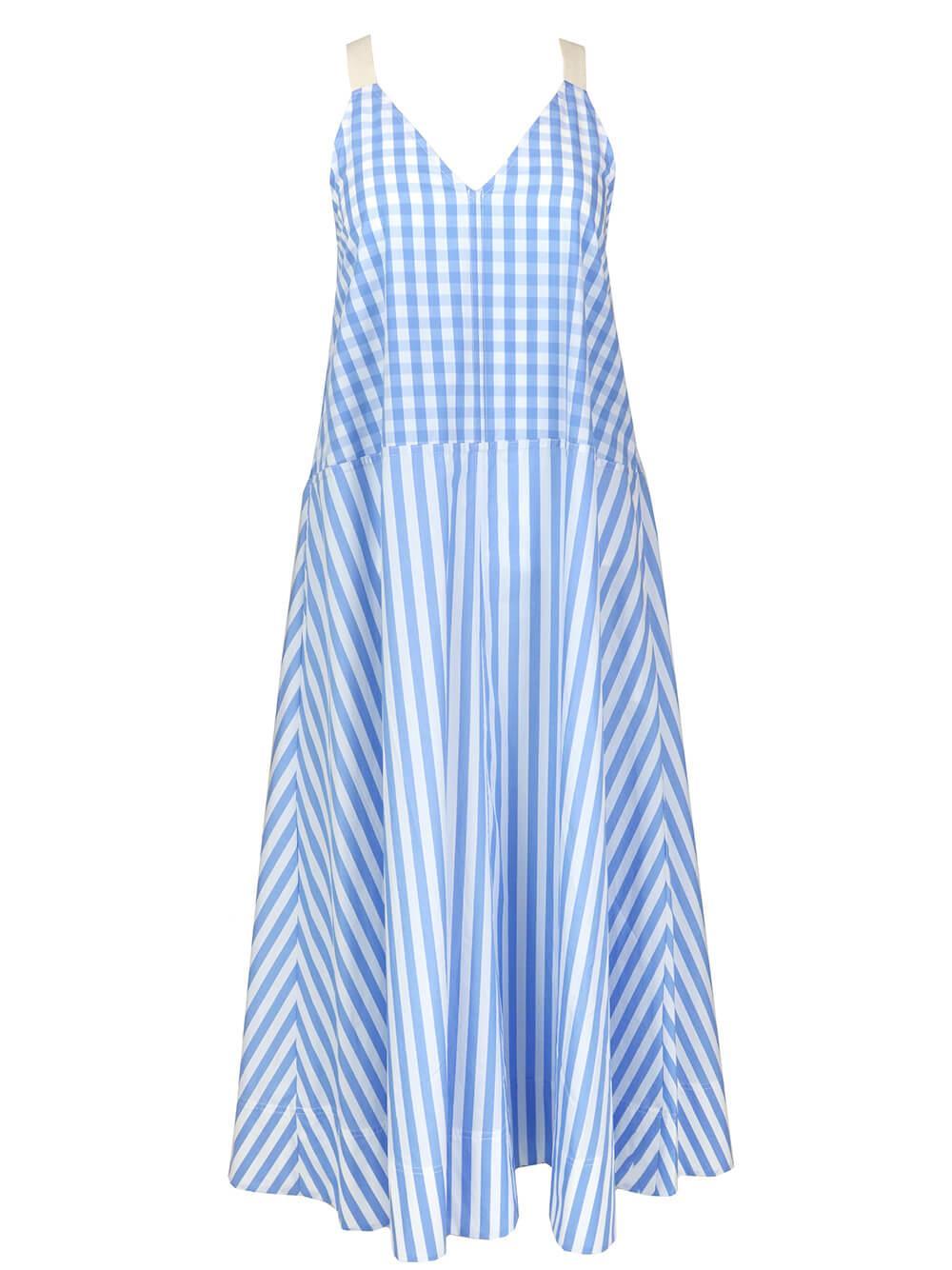 Stevie Apron Dress Item # M2101DR161
