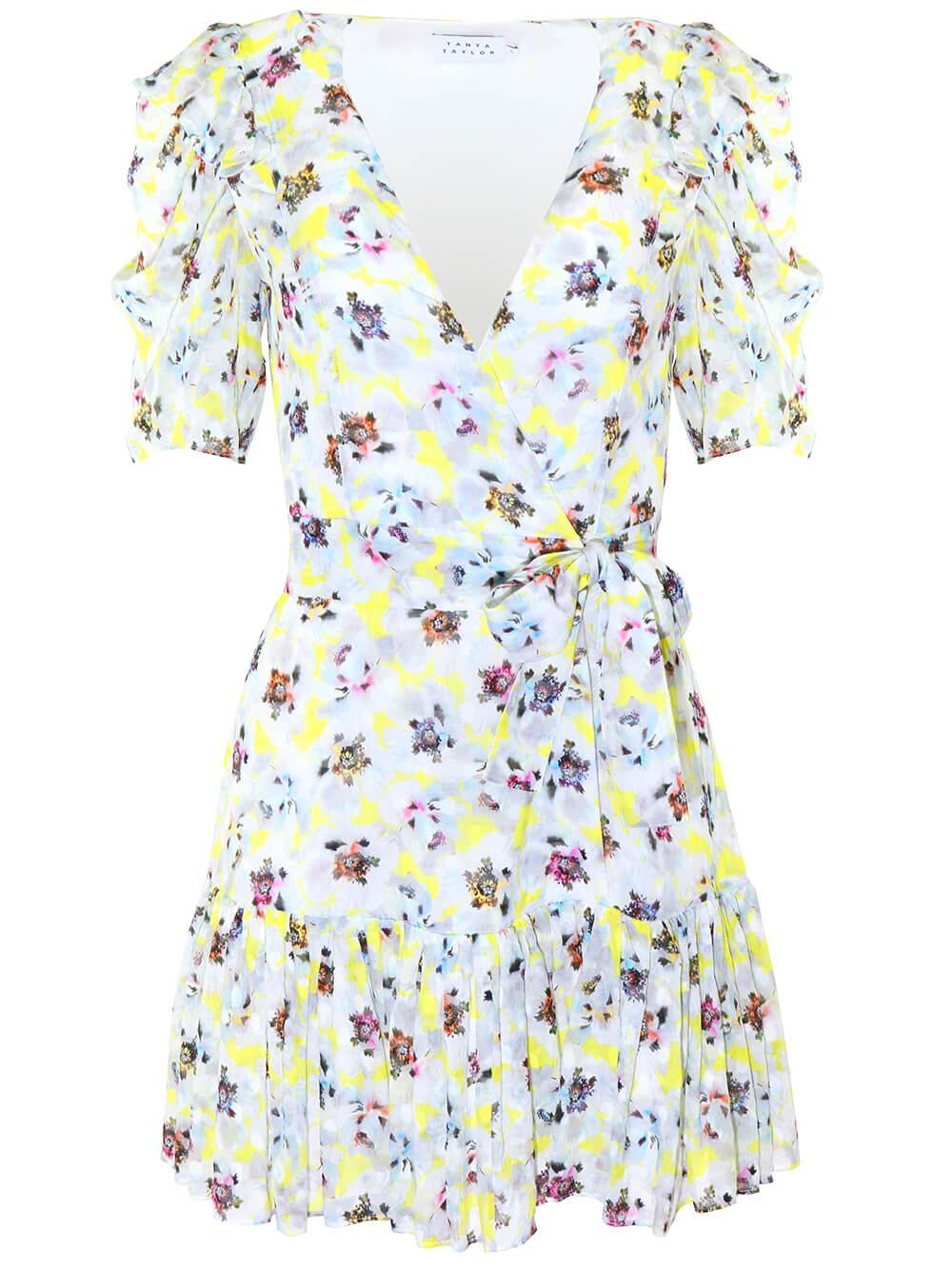 Georgina Dress Item # S21D188035