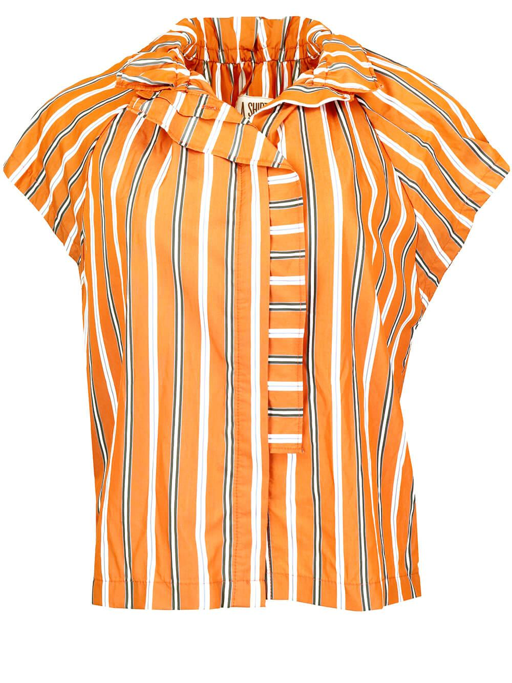 Stella Stripe Button Down