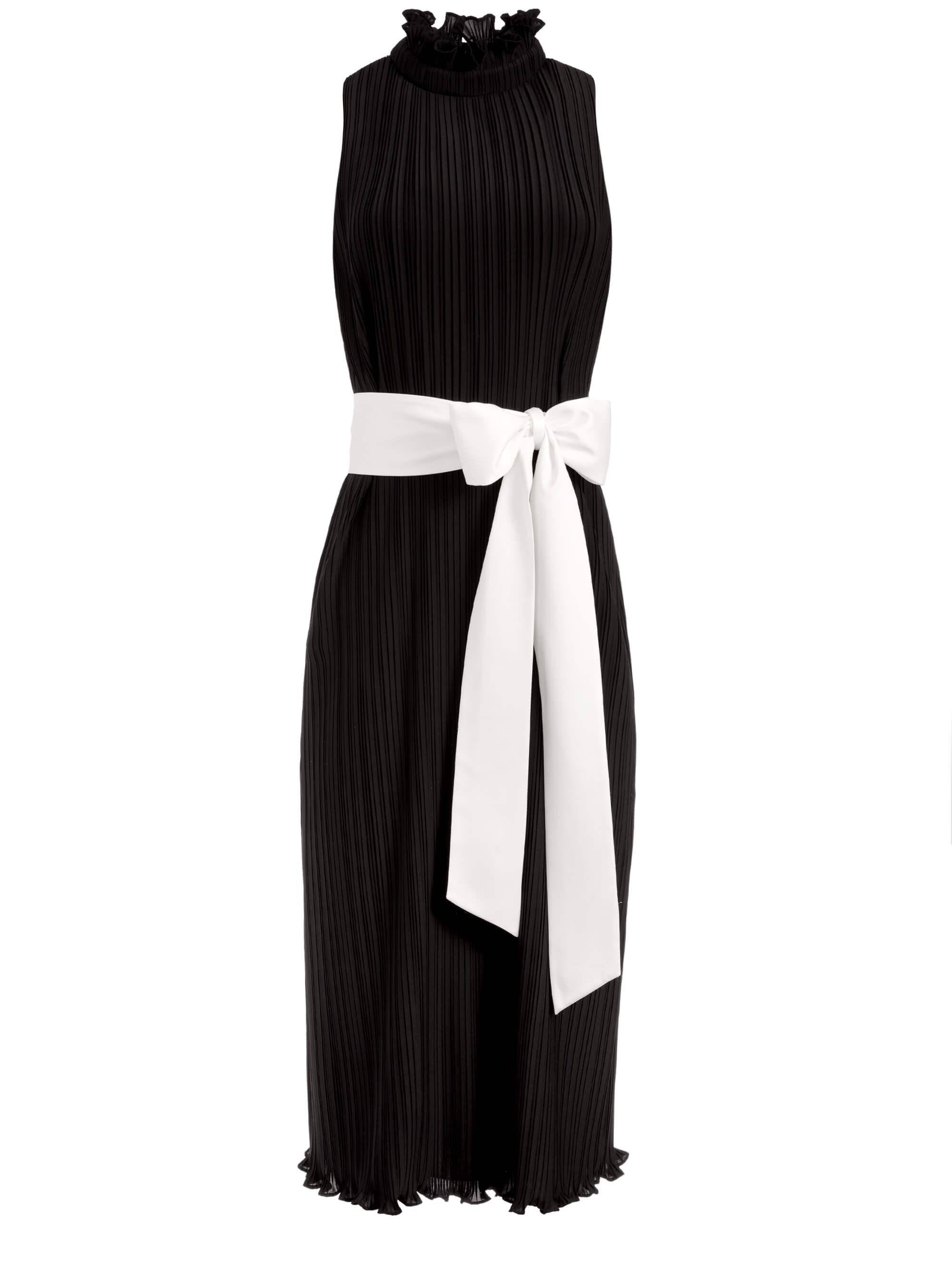 Shayna Pleated Dress