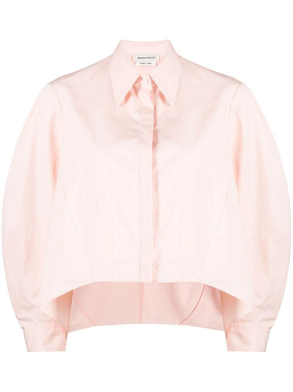 Cocoon Sleeve Shirt Item # 654533QAAAY
