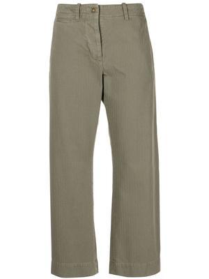 Tomboy Cropped Pant