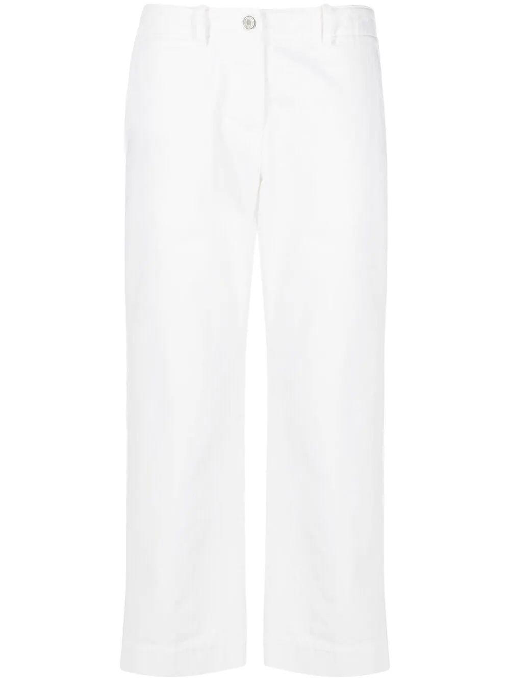 Tomboy Cropped Pant Item # 10776-W737