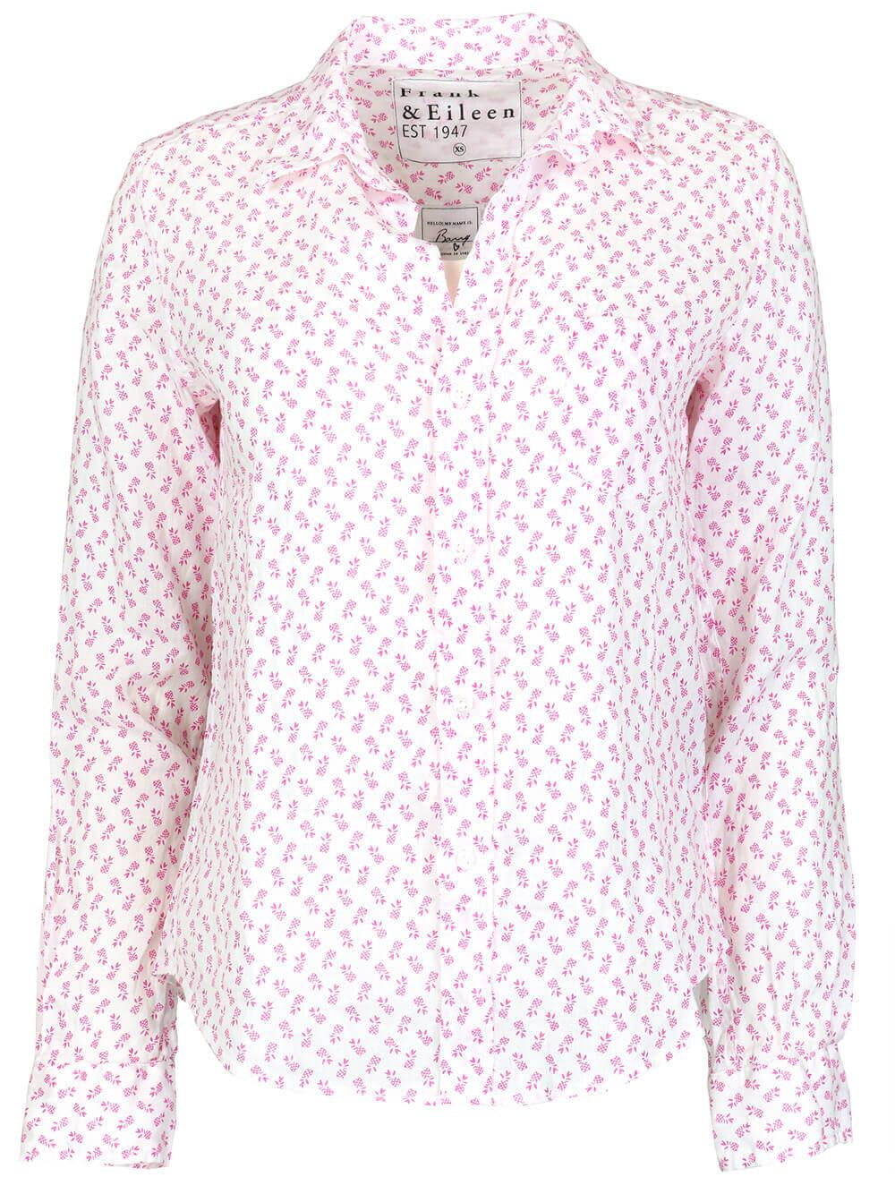 Barry Woven Button Up Item # BARRY-PPNL