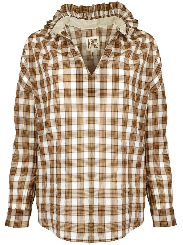 Penelope Plaid Shirt Item # 21A-706-JS25443