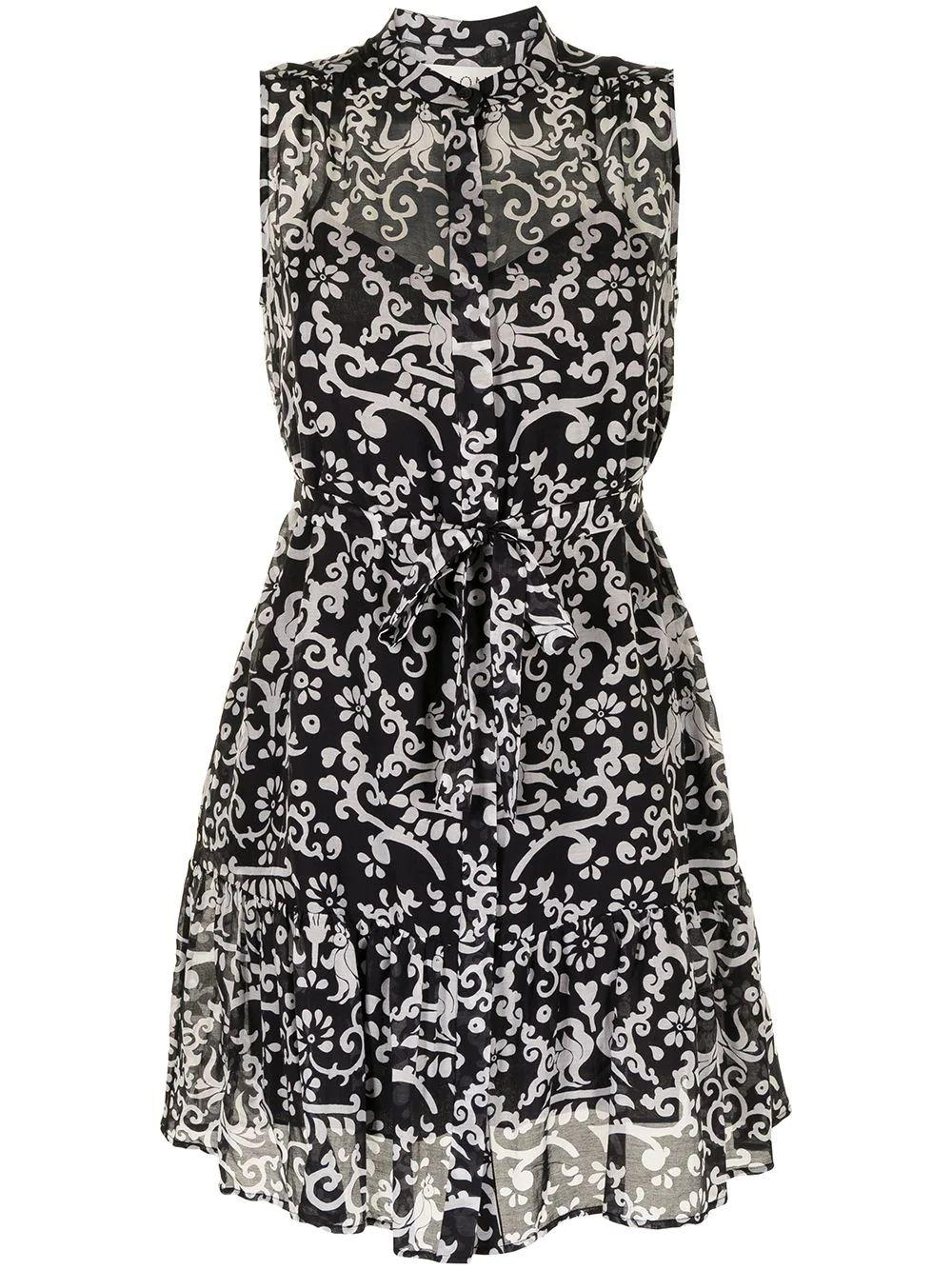 Tilly Printed Dress