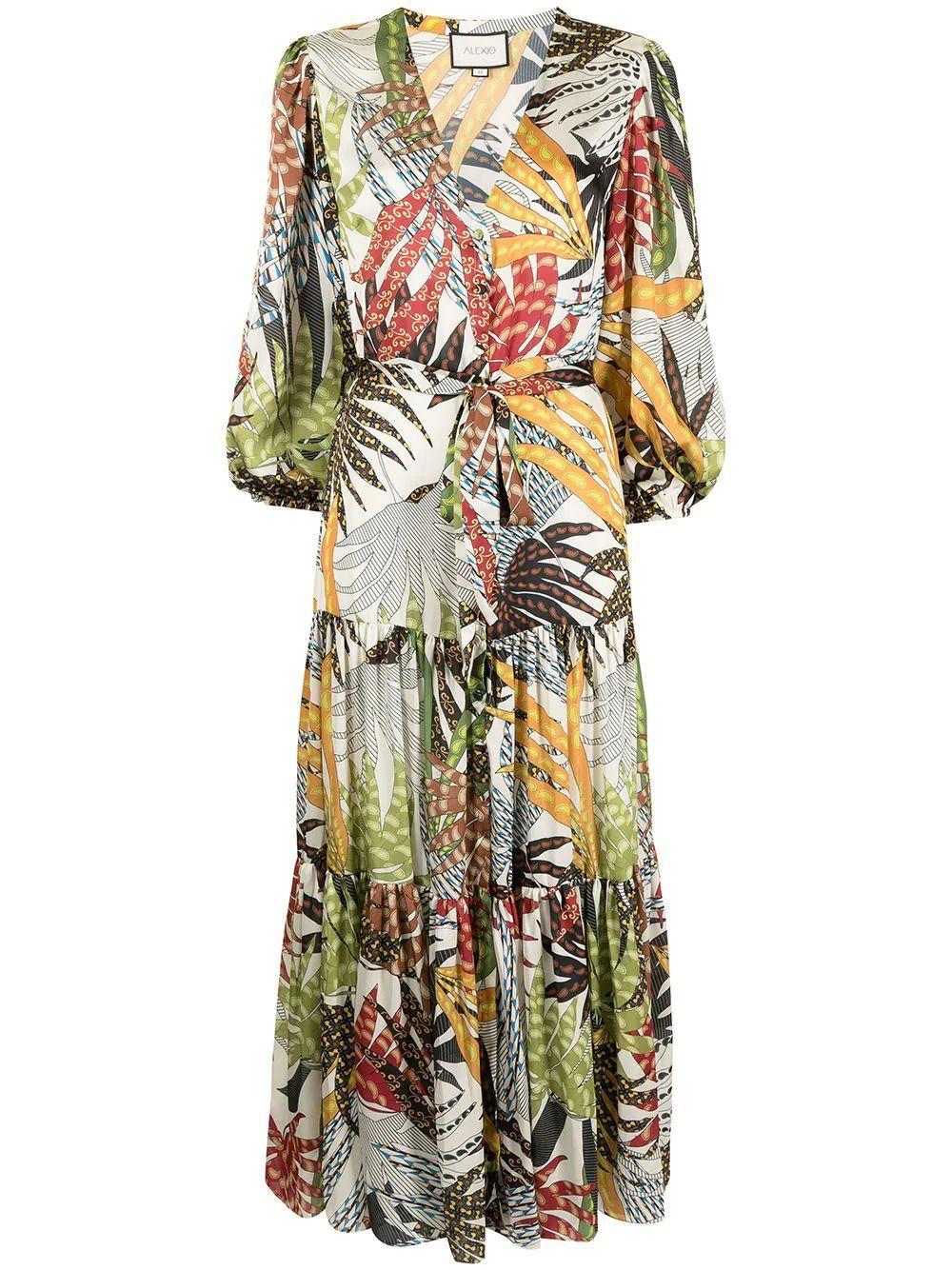 Terena Printed Dress