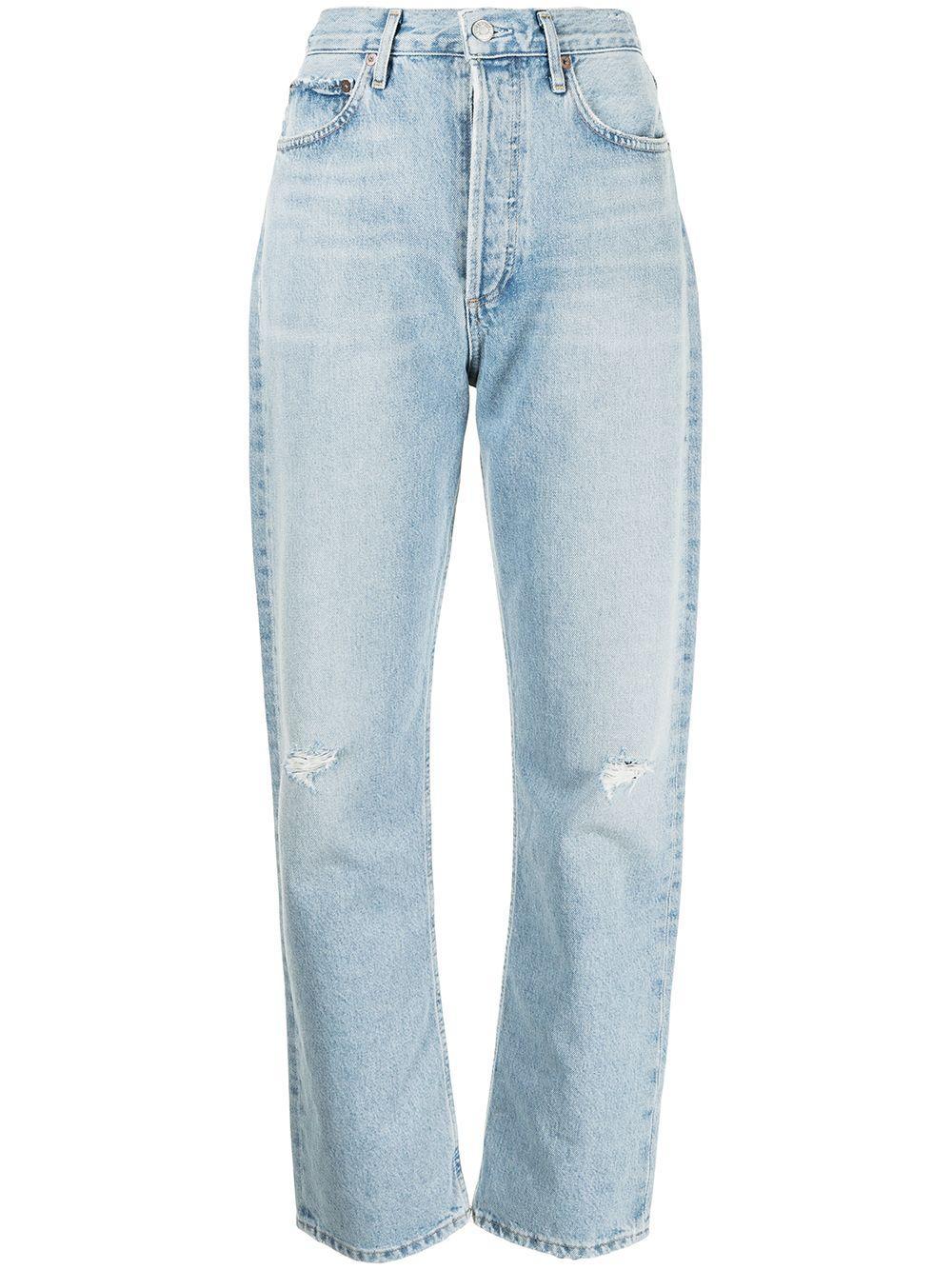 90s Pinchwaist High Rise Jeans
