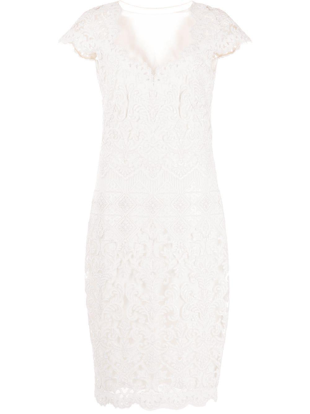 Lace Cocktail Dress Item # BMN18009M