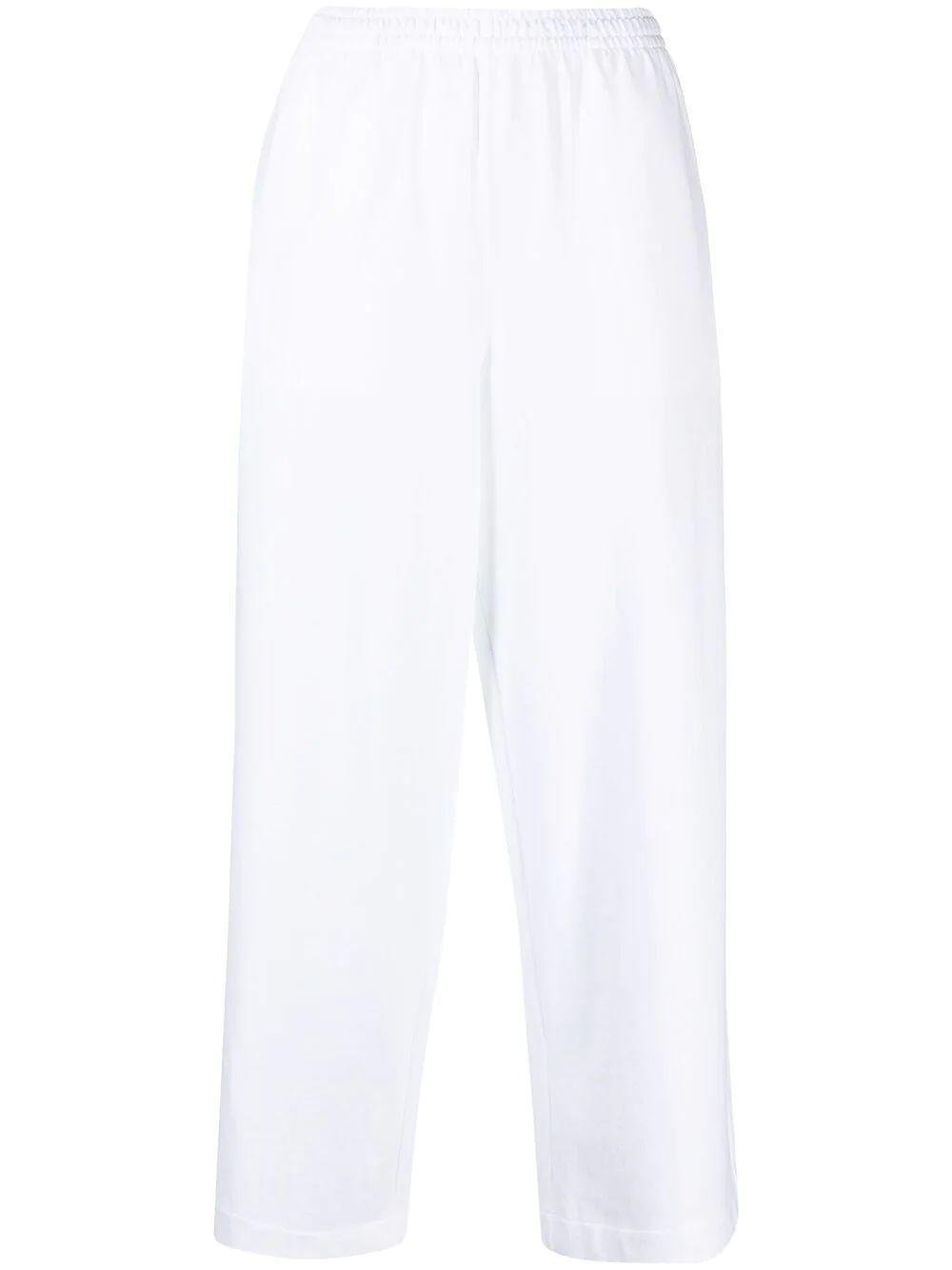 Wide Leg Cropped Pant
