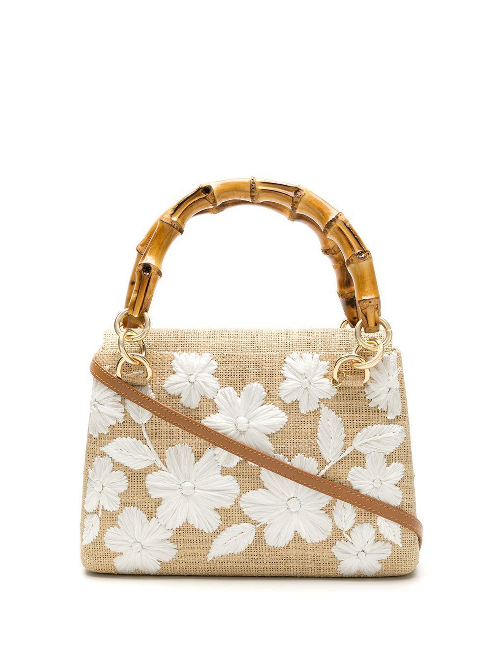 Leona Floral Bag
