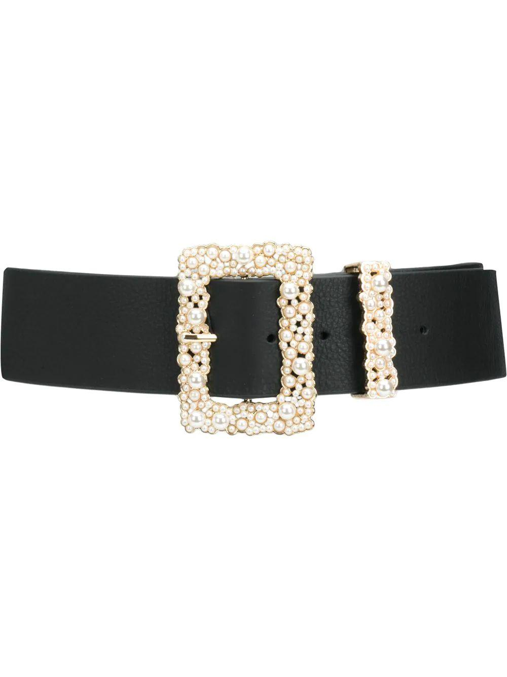 Devon Square Buckle Belt