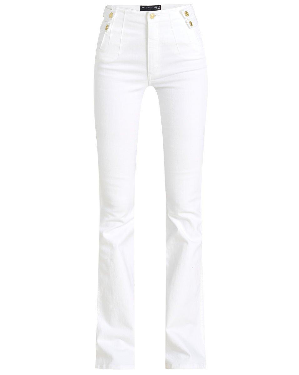 Beverly High Rise Skinny Flare Item # J21024460644WH