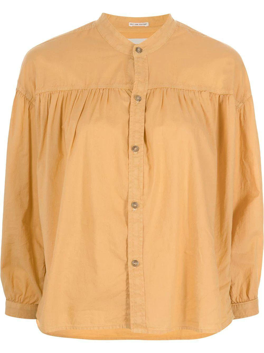 The Gatherer Blouse