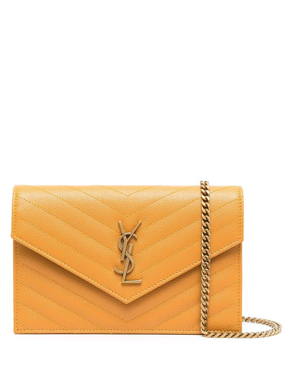 Monogram Wallet On A Chain