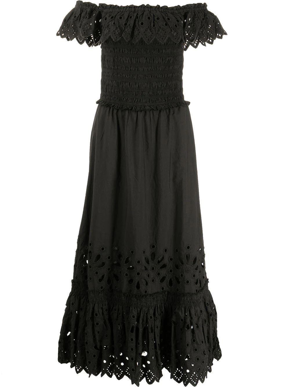 Hazel Eyelet Dress