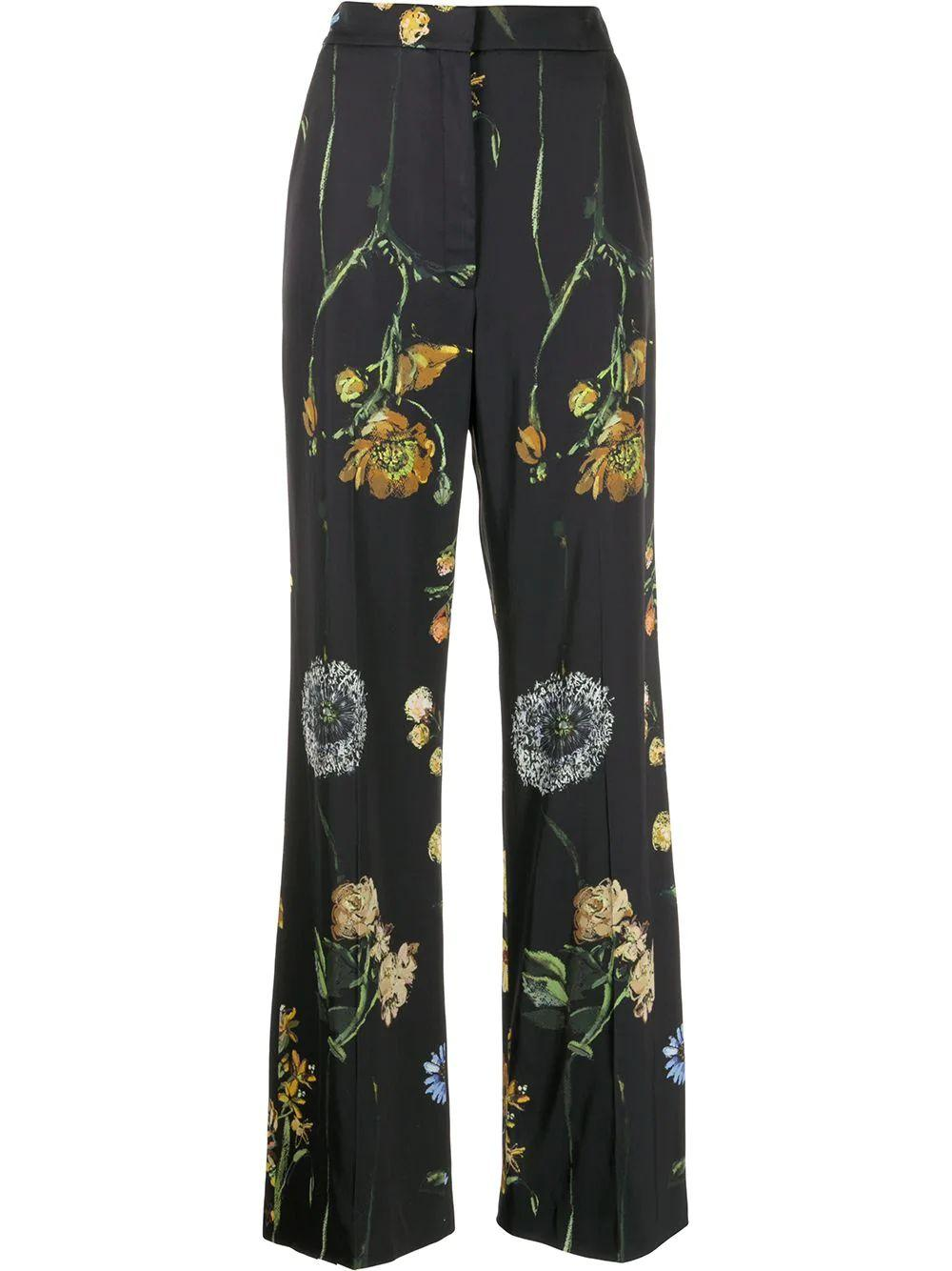 Floral Maggie Pant