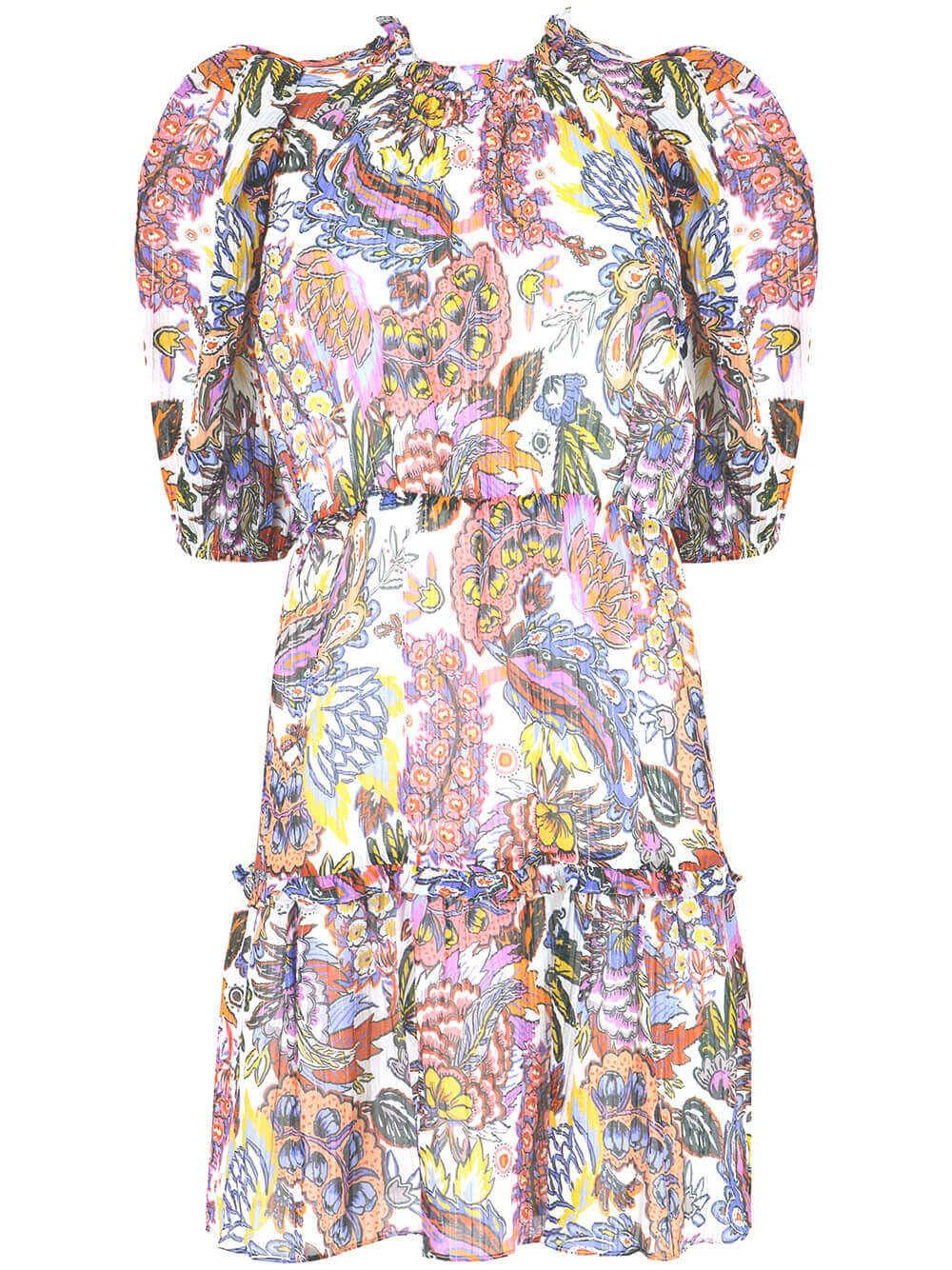Bryer Printed Dress