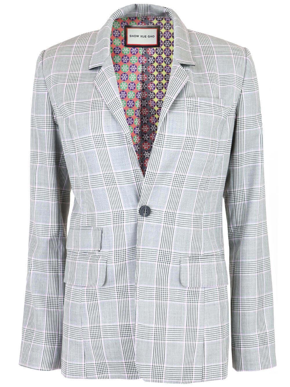 Single Breasted Jacket Item # JACKET018F
