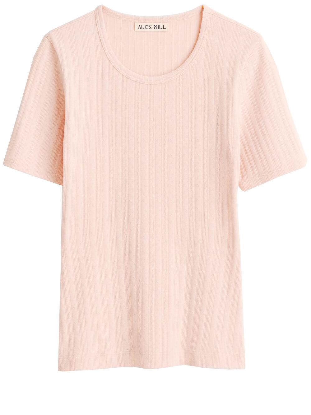 Remy Pointelle Tee