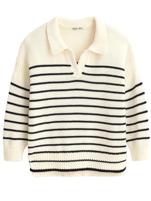 Jaques Striped Sweater