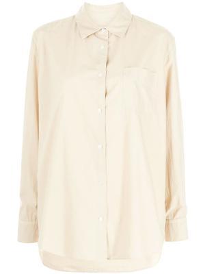 Kristen Relaxed Button Up Shirt