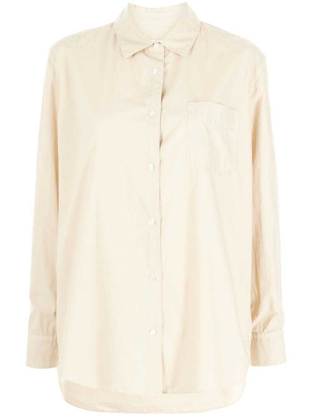 Kristen Relaxed Button Up Shirt