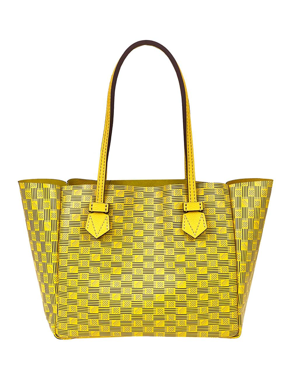 Vincennes Printed Unlined Tote