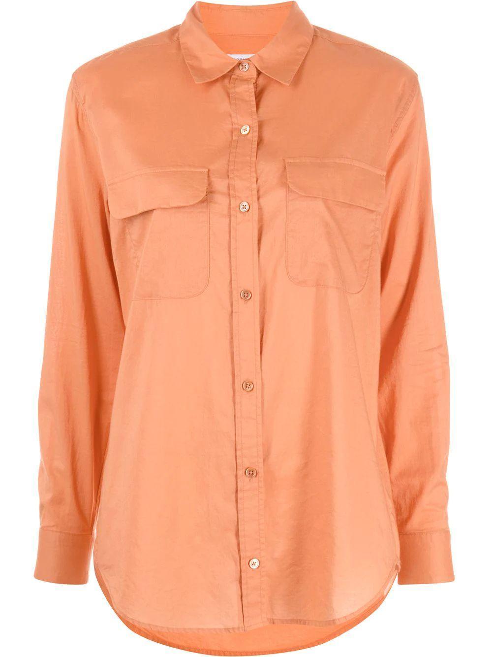 Signature Button Down Shirt Item # 21-1-008414-E035