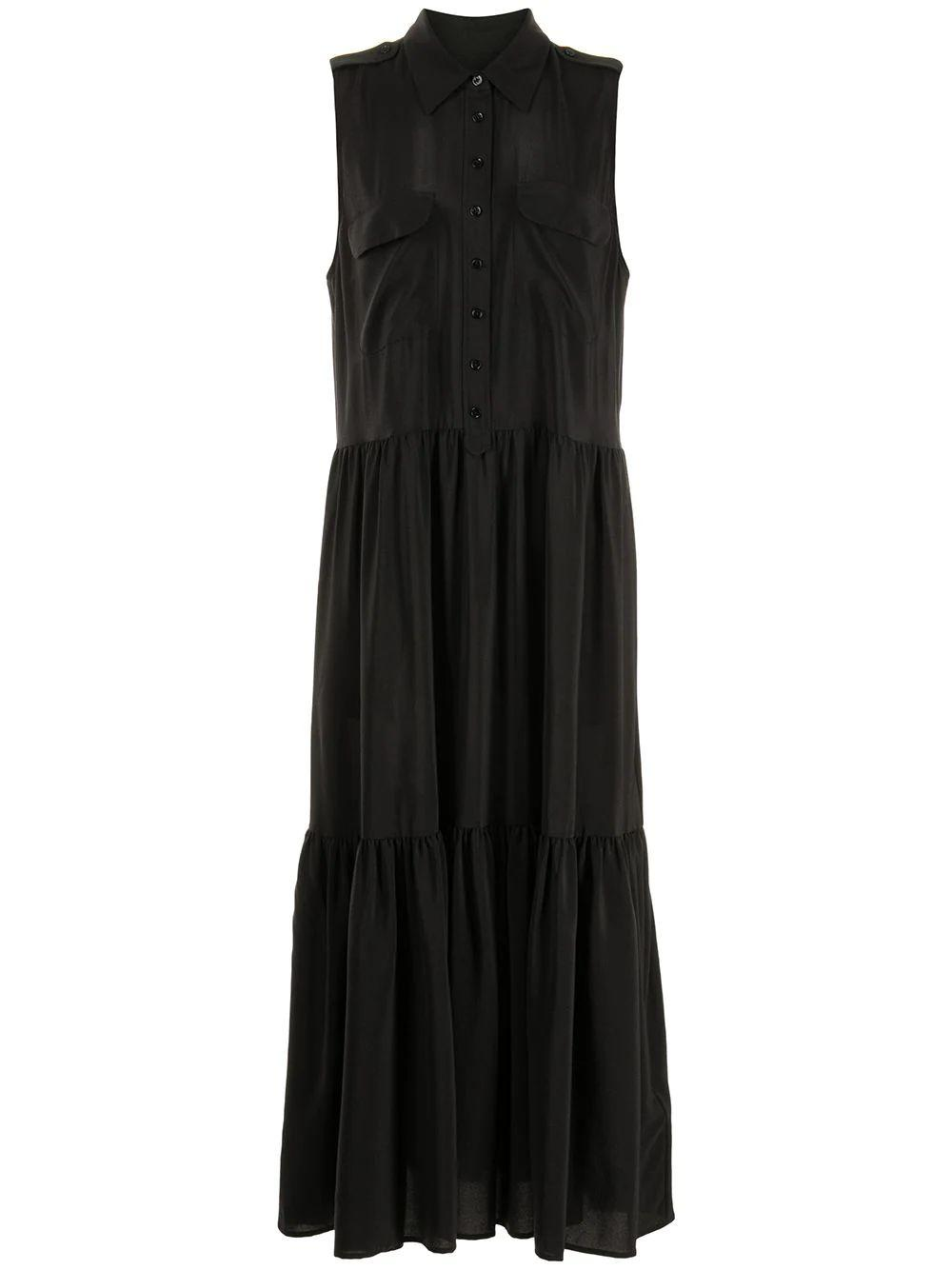 Allix Midi Dress Item # 21-1-Q23-DR02782